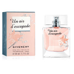 Givenchy Un Air dEscapade - туалетная вода - 50 ml TESTER
