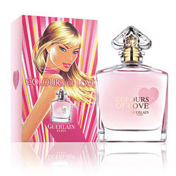 Guerlain Colours of Love - туалетная вода - 50 ml