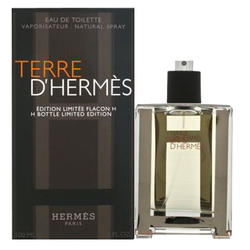 Terre dHermes - туалетная вода - 100 ml TESTER limited edition