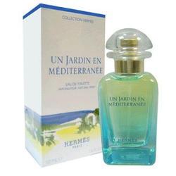 Hermes Un Jardin en Mediterranee - туалетная вода - 15 ml