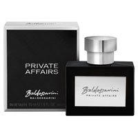 Hugo Boss Baldessarini Private Affairs - туалетная вода - 50 ml TESTER