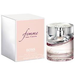 Hugo Boss Boss Femme Leau Fraiche - туалетная вода -  пробник (виалка) 2 ml