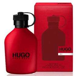 Hugo Boss Hugo Red men -  Набор (туалетная вода 125 + гель для душа 50 + дезодорант стик 75)