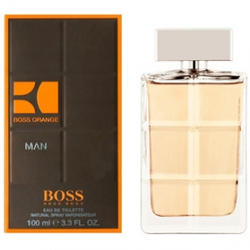 Hugo Boss Boss Orange for Men - туалетная вода - 100 ml TESTER