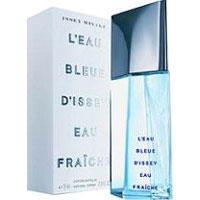 Issey Miyake Leau Bleue DIssey Eau Fraiche - туалетная вода - 75 ml TESTER
