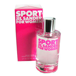 Jil Sander Sport For Women - туалетная вода - 50 ml