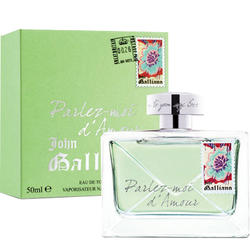 John Galliano Perlez-Moi dAmour Eau Fraiche - туалетная вода - 30 ml