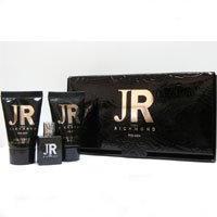 John Richmond For Men -  Набор (туалетная вода 4.5 + гель для душа 25 + бальзам после бритья 25)