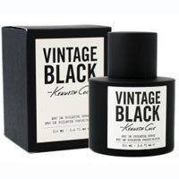 Kenneth Cole Vintage Black Men - туалетная вода - 50 ml