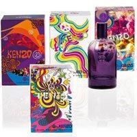 Kenzo Vintage Edition - туалетная вода - 100 ml Peace Love