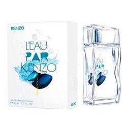 Leau par Kenzo Wild pour homme - туалетная вода - 50 ml
