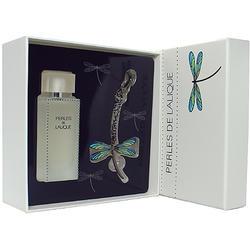 Perles de Lalique -  Набор (парфюмированная вода 100 + брелок бабочка)