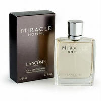 Lancome Miracle Homme - туалетная вода - 50 ml
