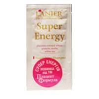 Lanier Cosmetics - Super Energy shampoo - Питательный шампунь для ослабленных и тусклых волос - 20 ml