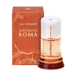 Laura Biagiotti Mistero di Roma Donna - туалетная вода - 50 ml