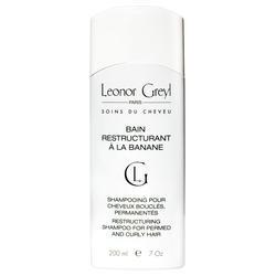Leonor Greyl -  Восстанавливающий шампунь для волос с химической завивкой Bain Restructurant a la Banane - 200 ml (brk_2005)