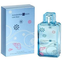 Mandarina Duck Cute Blue - туалетная вода - 50 ml