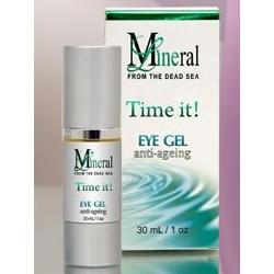 Антивозрастной уход для глаз Mineral Line
