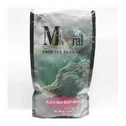 Mineral Line - Натуральная черная грязь - 30 kg (бочка)