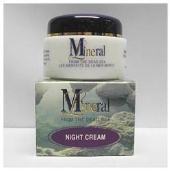 Mineral Line - Увлажнение и питание - Питательный ночной крем - 50 ml