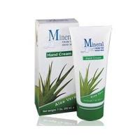 Mineral Line - Крем для рук с Алоэ Вера  - 200 ml