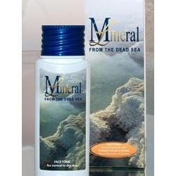 Mineral Line - Очищение и тонизация - Тоник для лица - для нормальной и сухой кожи - 300 ml