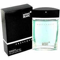 Mont Blanc Presence - туалетная вода - 75 ml