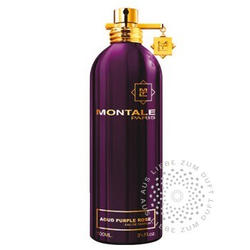 Montale Aoud Purple Rose - парфюмированная вода - 100 ml TESTER