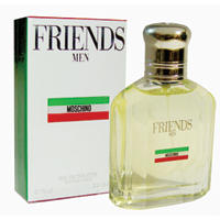 Moschino Friends Men - туалетная вода - 125 ml TESTER