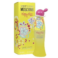 Moschino Cheap and Chic Hippy Fizz - туалетная вода -  mini 4,5 ml