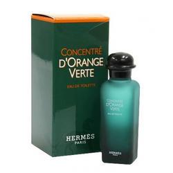 Hermes Concentre dorange verte - туалетная вода - 100 ml TESTER