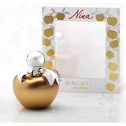 Nina Ricci Nina Gold Edition - туалетная вода - 50 ml