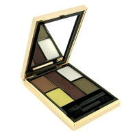 Тени для век Yves Saint Laurent -  Ombres 5 Colors Harmony For Eyes  №07 Bronze Gold TESTER