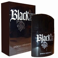 Paco Rabanne Black XS - туалетная вода - 50 ml TESTER