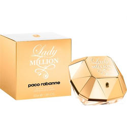 Paco Rabanne Lady Million Eau de Toilette - туалетная вода - 80 ml