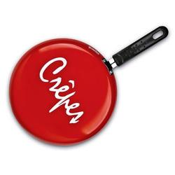 Granchio -  Блинная сковорода красная Granchio Crepe - диаметр 26 см (арт. 88272)