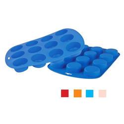 Granchio -  Форма силиконовая для маффинов Granchio Silico Flex 12 штук размер 34х23 см (арт. 88407)