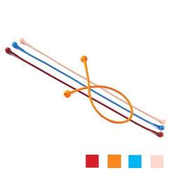 Granchio -  Силиконовые пищевые шнуры Granchio Silico Flex длина 35см , 4 штуки (арт. 88419)