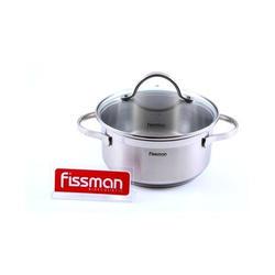 Fissman - Кастрюля LUMINOSA18x8.5см 2.1л  (ФС5332)