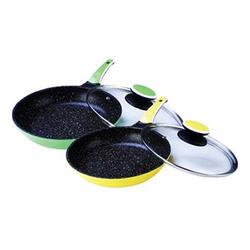Maestro - Сковорода 24 см Ceramic с крышкой (МР1220-24)