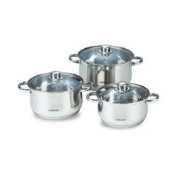 Maestro - Набор посуды 6пр. сер. (МР2220-6L)