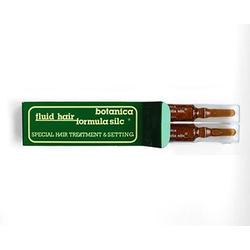 Placen Formula - Fluid hair Formula silk Botanica - Плацент Формула Ботаника Силк лечение - 2 ампулы