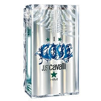 Roberto Cavalli Just Cavalli I Love Him -  гель для душа - 200 ml