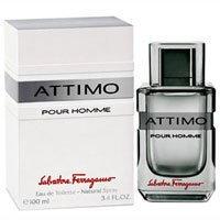 Salvatore Ferragamo Attimo Pour Homme - туалетная вода -  пробник (виалка) 1.5 ml