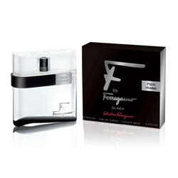 Salvatore Ferragamo F by Ferragamo Black - туалетная вода - 50 ml