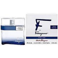 Salvatore Ferragamo F by Ferragamo pour Homme Free Time - туалетная вода - 30 ml