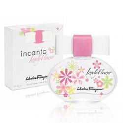 Salvatore Ferragamo Incanto Lovely Flower - туалетная вода -  mini 5 ml
