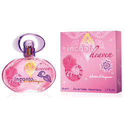 Salvatore Ferragamo Incanto Heaven - туалетная вода - 50 ml