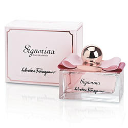 Salvatore Ferragamo Signorina - парфюмированная вода - 100 ml TESTER