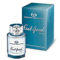 Sergio Tacchini Feel Good Man - туалетная вода - 50 ml